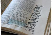 Faith: Bible Journaling