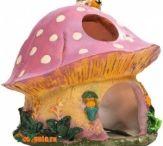 Разные штучки для грызунчиков / Забавные домики, игрушки и другое