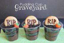 Halloween Bake Sale treats / by Jessica Gozy