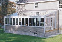 Four Seasons Sunrooms & Windows (Booth 500, 502, 504)