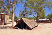 Views / General views of Pioneer Settlement, Swan Hill, Victoria