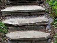 Stone steps / How to build