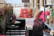 Balcony&terrace