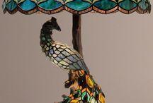 Luminárias Tiffany