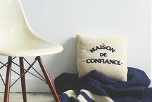 Maison de Confiance par Bleu de Paname / Home sweet home