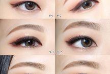 japankorea makeup