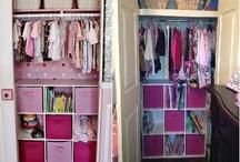 Organize me / by Tina