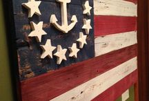 Americana / Things everyone likes! Americana goodness! / by Michele Madsen
