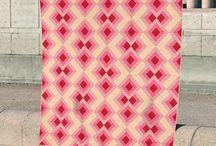 Quilt: color study