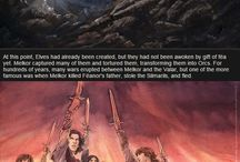 Middle Earth / LOTR and The Hobbit stuff! / by Mariah Clark