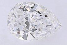 Pear Shape Diamonds
