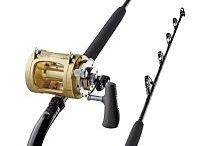 OUR FISHING COMBO SELECTIONS / Melton's Fishing Combos for all kinds of fishing / by Melton International Tackle