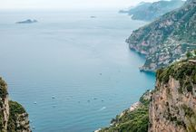 Path of the Gods - Sentiero degli Dei / The #Path of the #Gods links Agerola, a small village over the hills of the #AmalfiCoast, to Nocelle (#Positano). It's known for the beautiful #landscapes, the #view of the blue #sea one of the most stunnig trekking path ever!