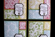 Card Making Ideas / by Donna Hardy