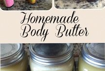 Body products to make