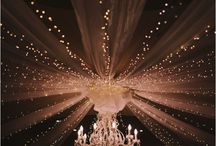 Reception/wedding ceiling / by Allie Smith