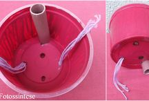 vaso irrigação