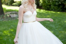 Adorable wedding ideas for our brides / by Blair Nicole Photography - Blair Van Bussel