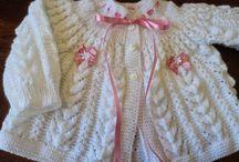 detske pletene oblečenie 0=3roky