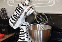 zebra print everything! / by Alex Long