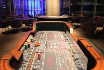 Elite Casino Events / Elegant and opulent equipment offered exclusively by Elite Casino Events.