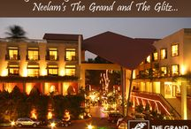 Neelam's The Grand and The Glitz / Let your luxury stay with Neelam's The Grand and The Glitz.!