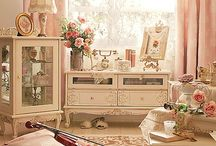 SHABBY Chic / by Diane Blair