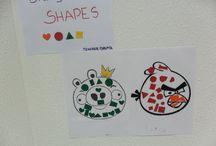 Learning shapes! / Kids, shapes