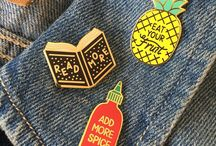 Pin & patches