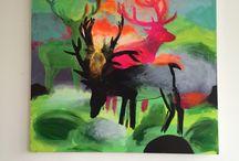CKN / Deer art