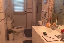 Recent Bathroom remodel  - Before and After