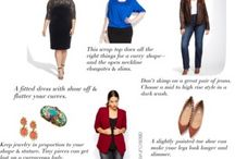 Plus Size Perfection / Gorgeous styles for curvy ladies!