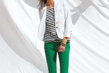 calça coloridas