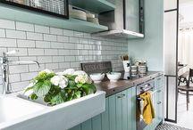 Kitchens/ Cozinhas