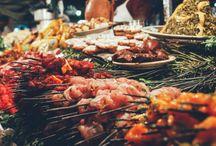 Tipps für kulinarisches Reisen / Tipps für Foodmarkets, Beachbars und die köstlichsten Spezialitäten der Welt!