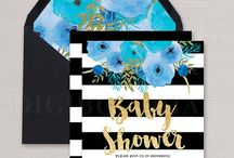 Baby shower *boy**