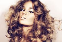 Hair & beauty  / Hair and beauty is something a woman loves