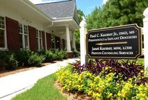 Cary, NC / Our office is located in the beautiful Preston area of Cary, North Carolina!