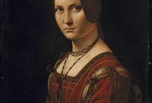 Modelos de retratos