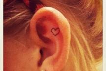 Tattoos / by Jenianne Fortney
