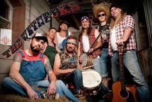 BZB   Band Zonder Banaan / Beste live band van Nederland. Nederlandse folk rock met humor. Must see...