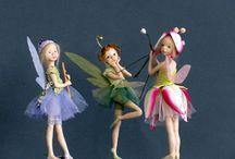 Dutch Dollmakers / dolls and sculpturen