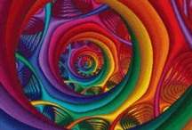 Cross stitch collectables fractal 07