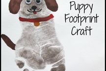 Footprint crafts