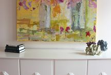 Abstract Florals - Inspiration! / flowers that inspire great art / by Watercolor Bloom, Lynne Furrer Artist