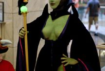 Maleficent - my new cosplay obsession