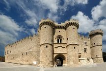 Sightseeing in Rhodes / Discover the Medieval Island of Rhodes, Greece