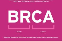 BRCA2 positive / by Katy Huffer