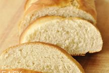 Bread and scones