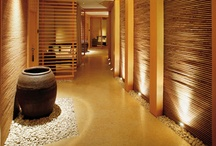 The Spa / Niciest spa and massagesalon interiers...